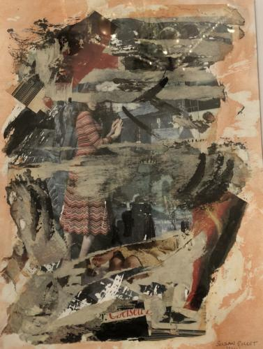 Collage Abstract